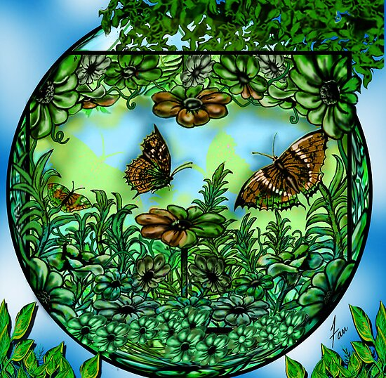 """Appreciation Of Earth Day2"" by Steve Farr"