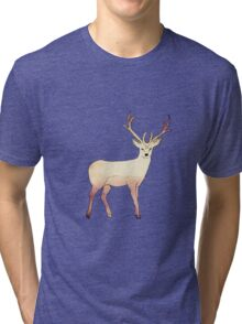 Deer III Tri-blend T-Shirt