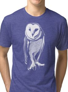 Just Owl Tri-blend T-Shirt