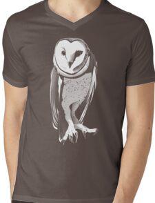Just Owl Mens V-Neck T-Shirt