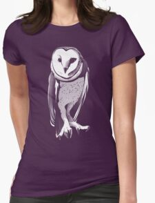 Just Owl Womens Fitted T-Shirt