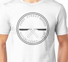 Fleet Steet Barber Unisex T-Shirt