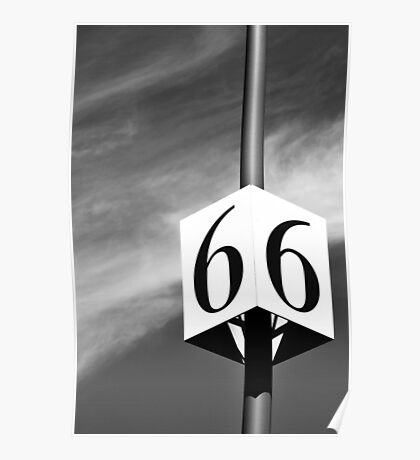 Lucky Number 6 Poster