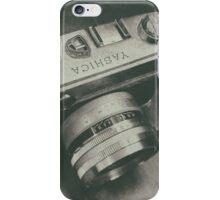 Yashica camera iPhone Case/Skin