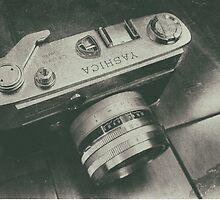 Yashica camera by benbdprod