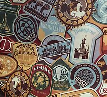 Disney Parks by zmayer