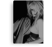 Absolutely Morose Canvas Print
