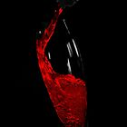 Crimson Red by James Hennman