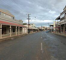 Canowindra Main Street by DashTravels