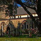 Sidmouth Parish Church by moor2sea