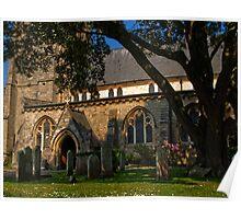 Sidmouth Parish Church Poster