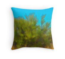 Lido Tree No.2 Throw Pillow