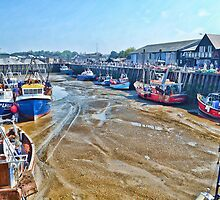 Whitstable Harbour... by ElsieBell