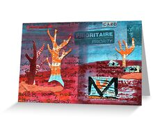priority Greeting Card