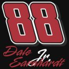 Dale Earnhardt Jr. by JUSTiceTEA