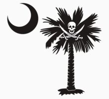 Calico Jack Pirate Palmetto Moon by PalmettoTrading