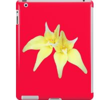 Cowslip Orchid iPad Case/Skin