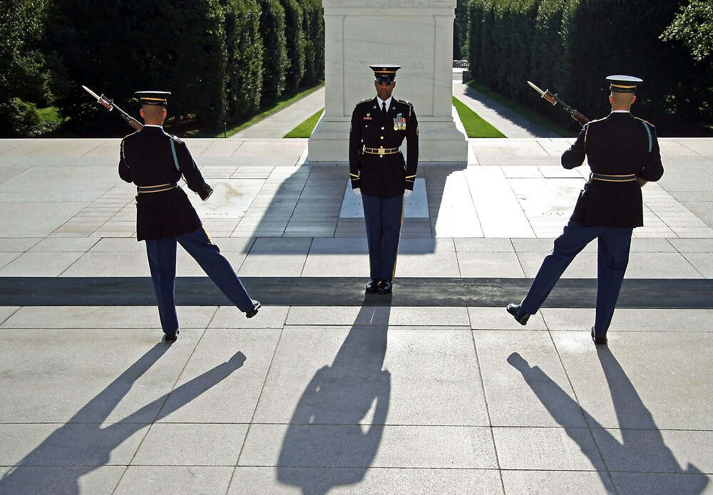 Changing of the Guard by Cora Wandel