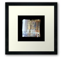 TTV Image ( Through The Viewfinder) Framed Print