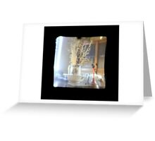 TTV Image ( Through The Viewfinder) Greeting Card