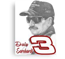 Dale Earnhardt Canvas Print