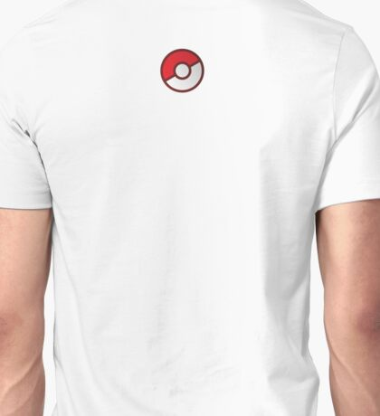 Pokeball (with Shadows) Unisex T-Shirt