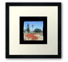 TTV Image ( Through The Viewfinder)#5 Framed Print