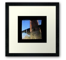 TTV Image ( Through The Viewfinder)#13 Framed Print