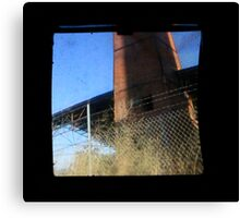 TTV Image ( Through The Viewfinder)#13 Canvas Print