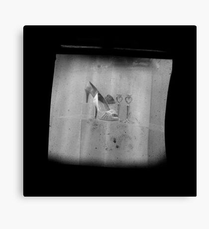 TTV Image ( Through The Viewfinder)#14 Canvas Print
