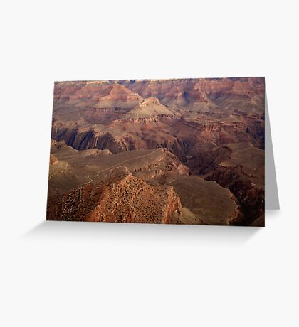 The Grand Canyon Greeting Card