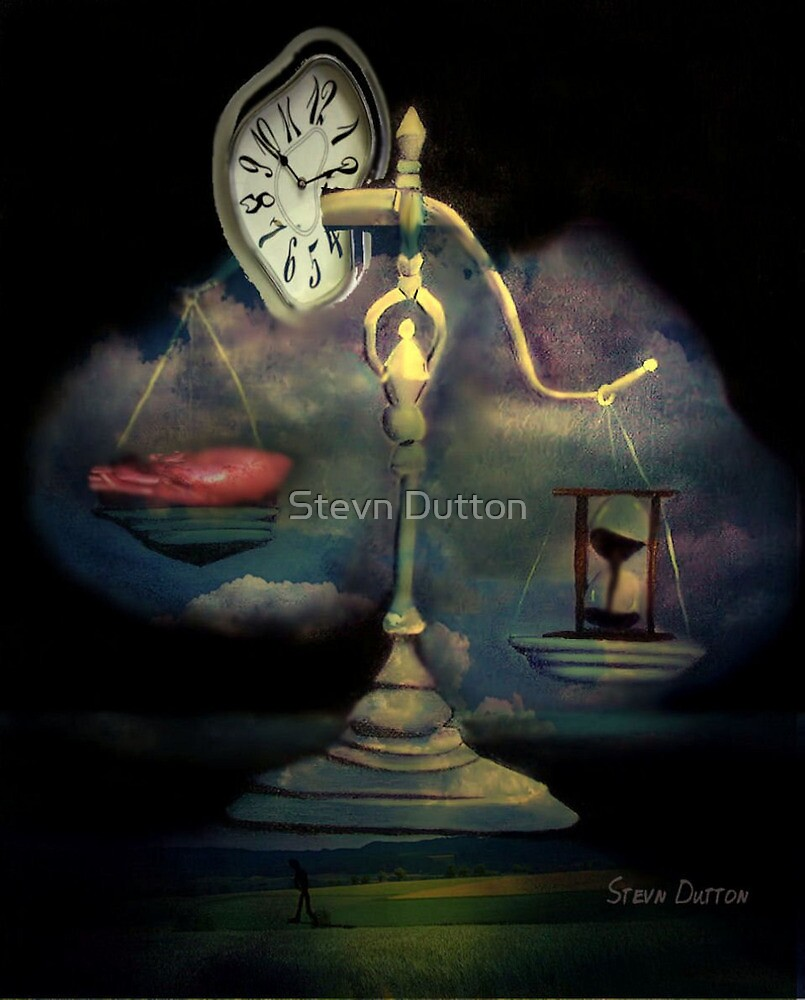 The Unbalanced Scales by Stevn Dutton