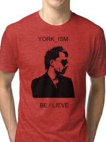 Yorkism Tri-blend T-Shirt