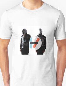 Twenty One Pilots Skeletons and Logo T-Shirt