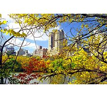 Upper West Side  Photographic Print