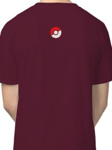 Pokeball (Flat Colors) Classic T-Shirt