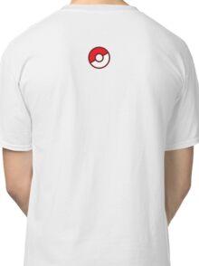 Pokeball (Flat Colors) Classic T-Shirt