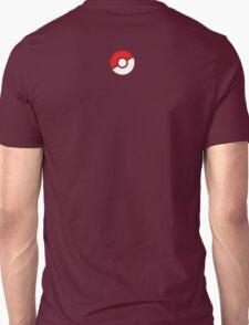 Pokeball (Flat Colors) Unisex T-Shirt
