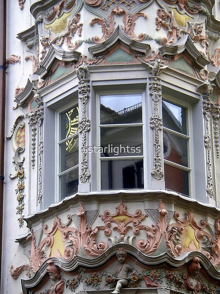 A pretty Window by sstarlightss
