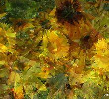 Yellow Cheer Please... by Debbie Robbins