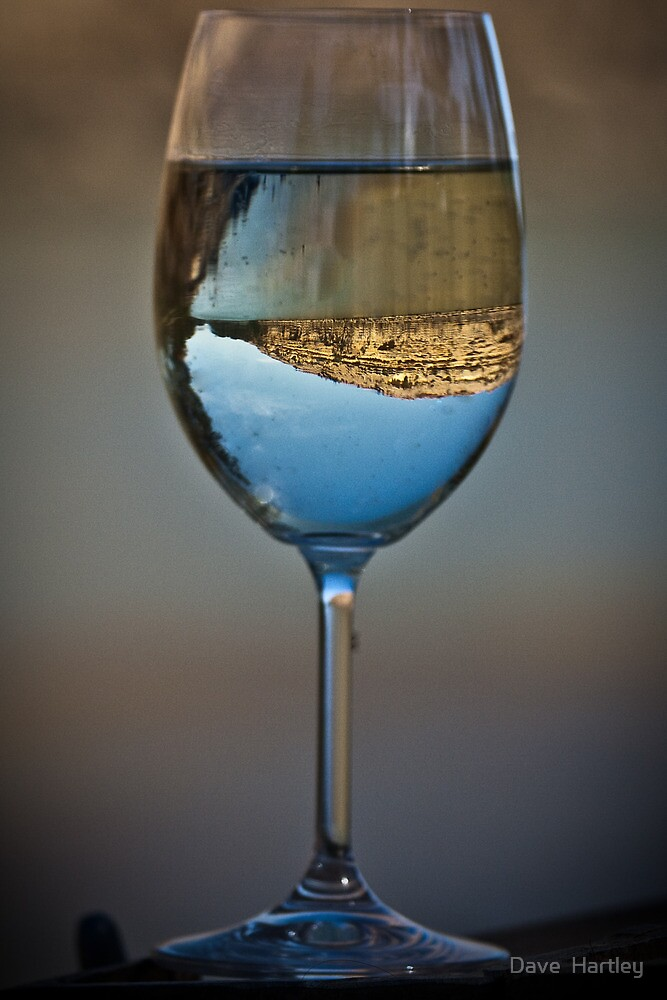 Drink to the View by Dave  Hartley