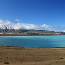 Lake Tekapo  by EblePhilippe