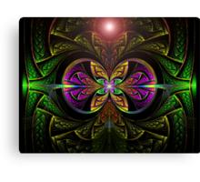 The Green Lantern  (UF0250) Canvas Print