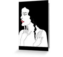 Twentieth Century Fox/Fashionably Thin Greeting Card