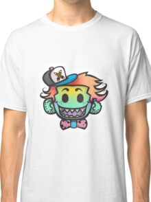 Cute strange monster Classic T-Shirt
