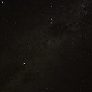 Night sky  by EblePhilippe