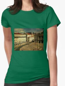 Lisbon....Town Hall square T-Shirt