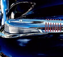 1938 Buick Parking Light by Bob Wall