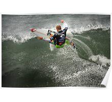 Mick Fanning ~ Bells Beach 2011 Poster