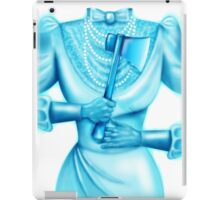 Ghost Bride - By Topher Adam iPad Case/Skin